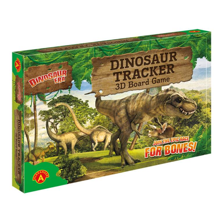 1516 - Na Tropie Dino ENG 2