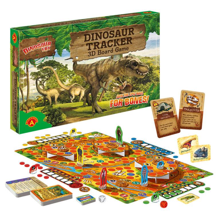 1516 - Na Tropie Dino ENG